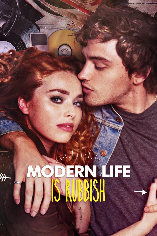 affiche du film Modern Life Is Rubbish
