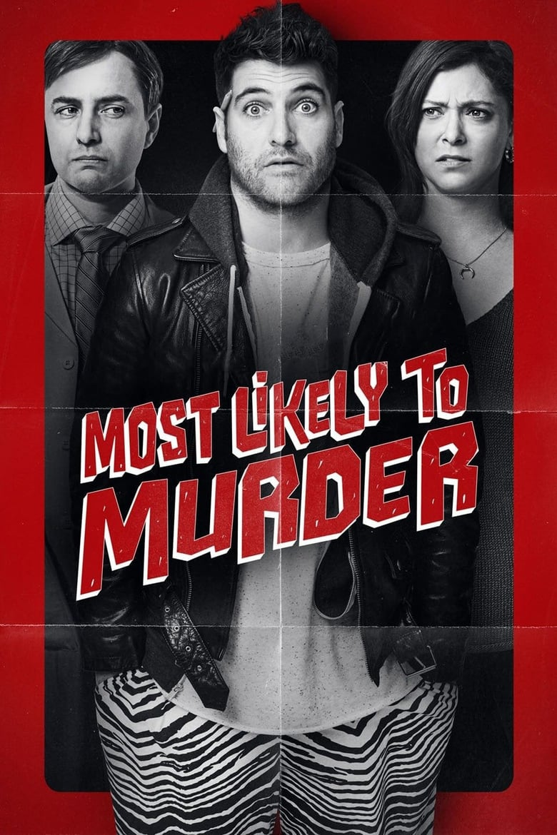 affiche du film Most Likely to Murder