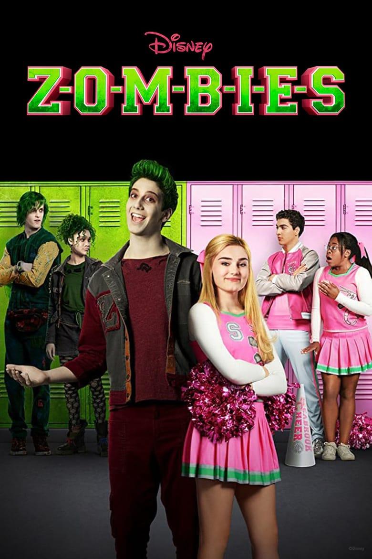 affiche du film Z-O-M-B-I-E-S (TV)