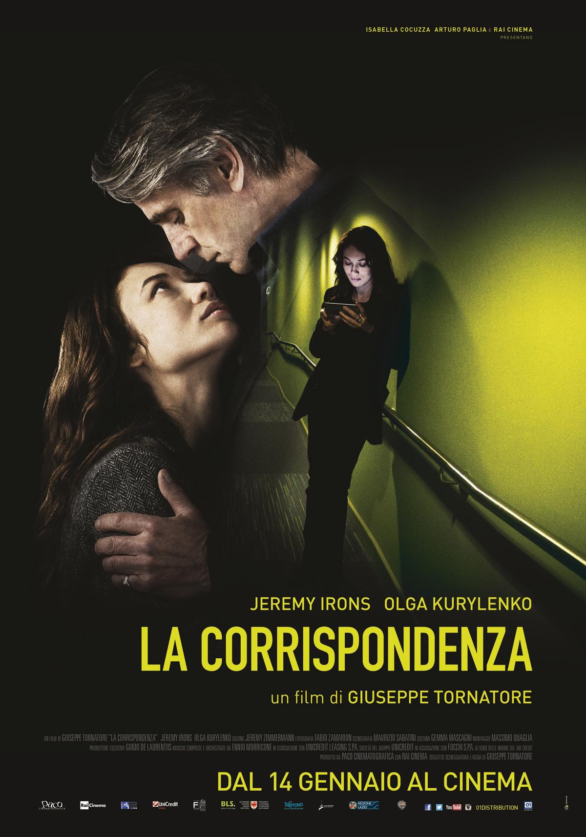 affiche du film La corrispondenza