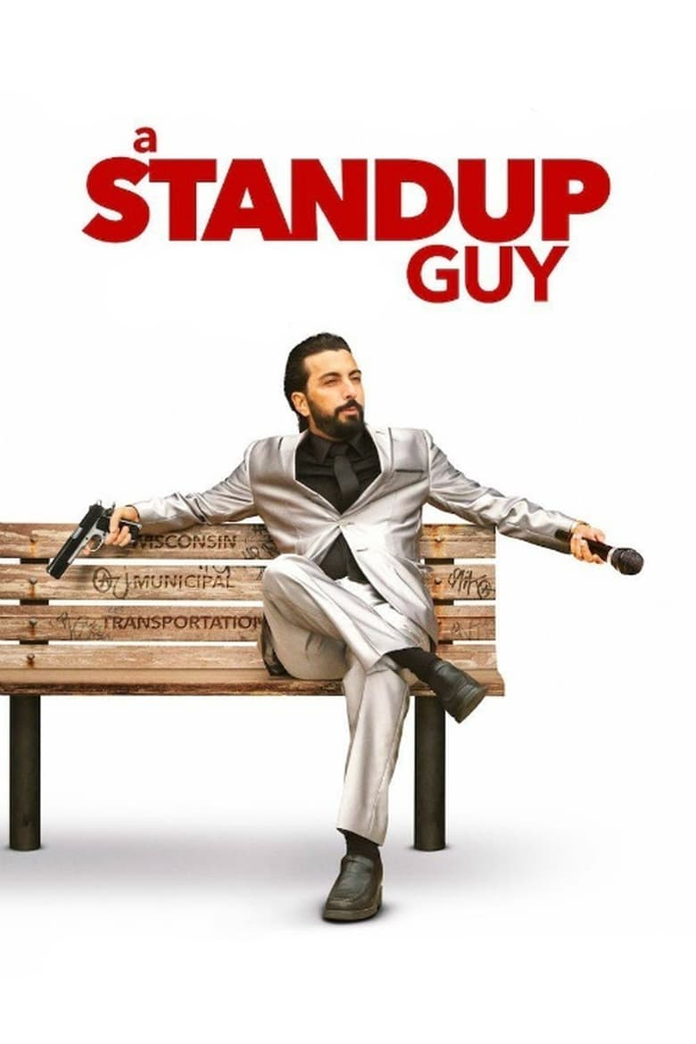affiche du film A Stand Up Guy