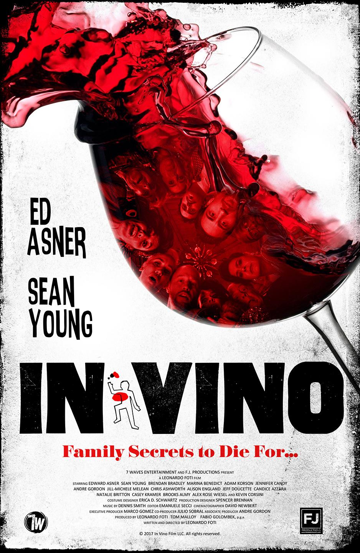 affiche du film In Vino