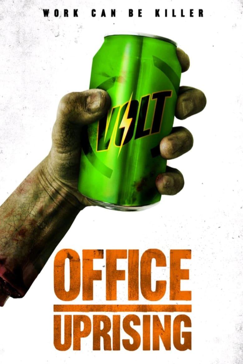 affiche du film Office Uprising