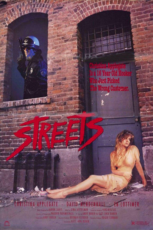 affiche du film Streets