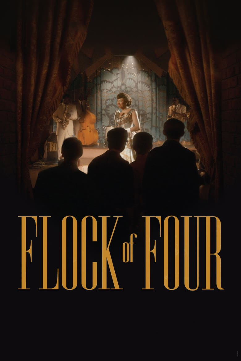affiche du film Flock of Four