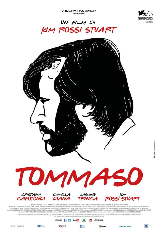 affiche du film Tommaso (2016)