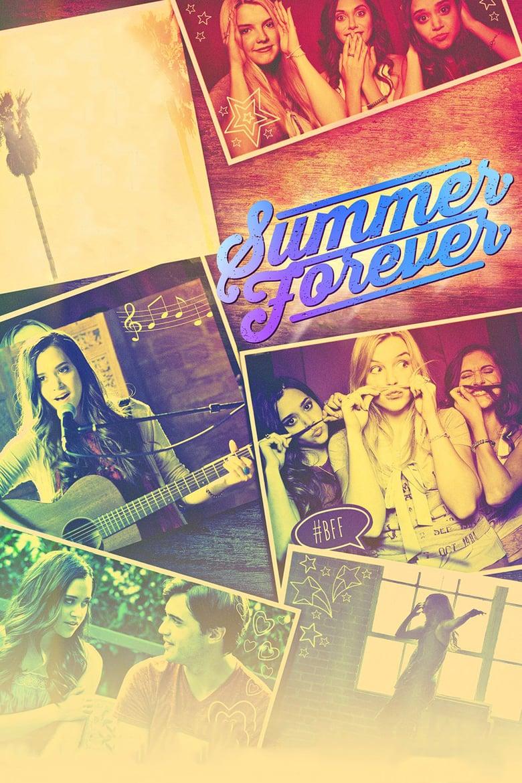 affiche du film Summer Forever