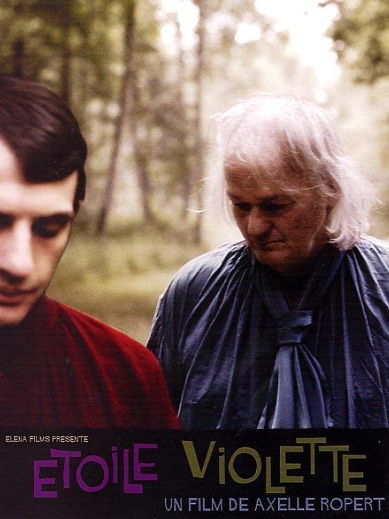 affiche du film Étoile violette