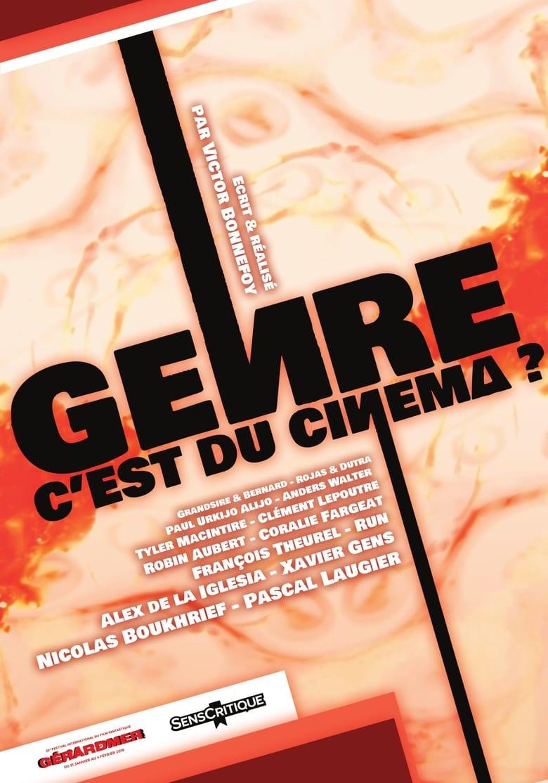 affiche du film Genre c'est du Cinéma ?