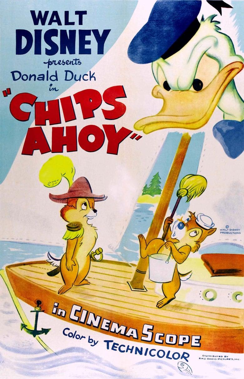 affiche du film Ohé Donald