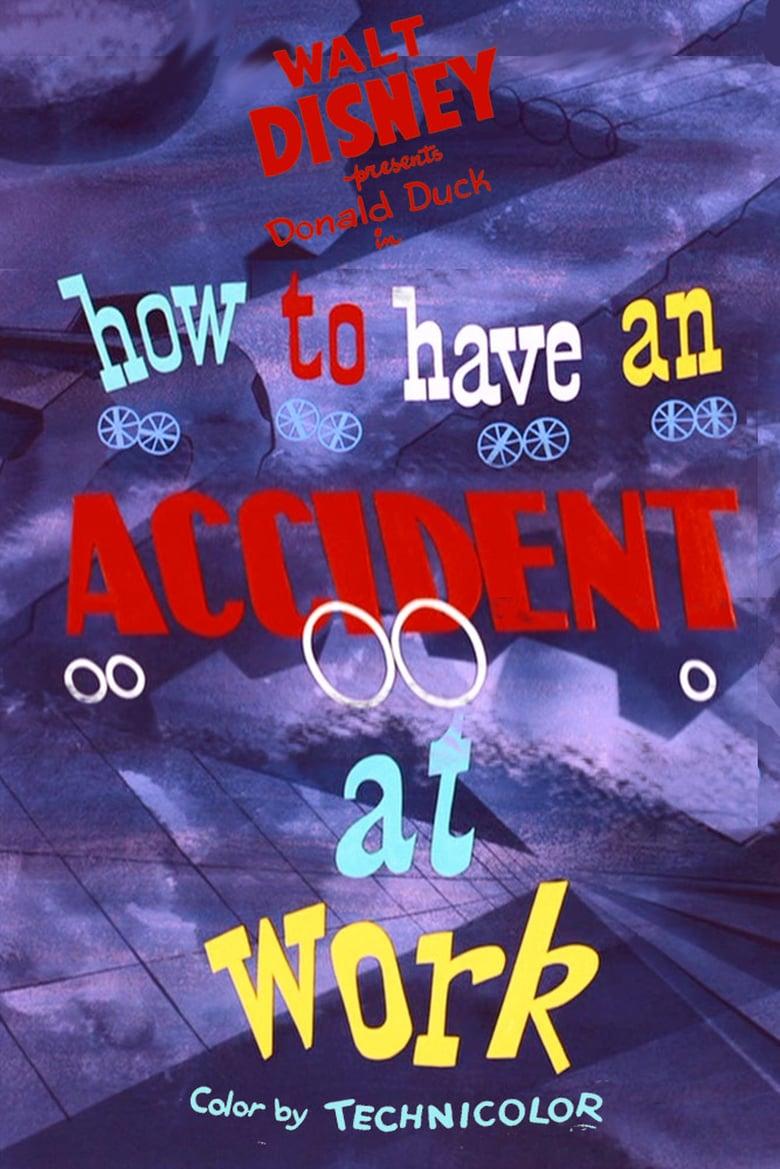affiche du film Un accident est vite arrivé