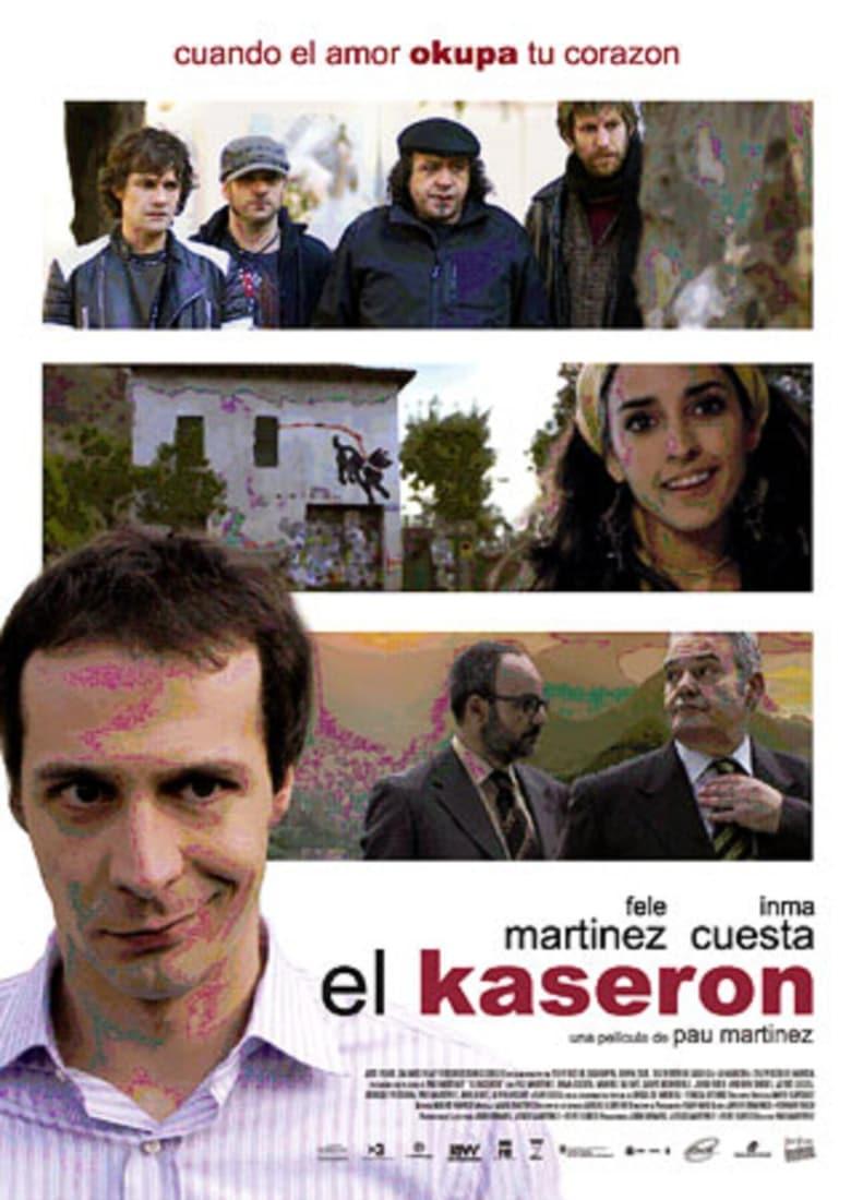 affiche du film El kaserón