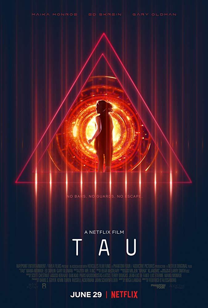 affiche du film Tau