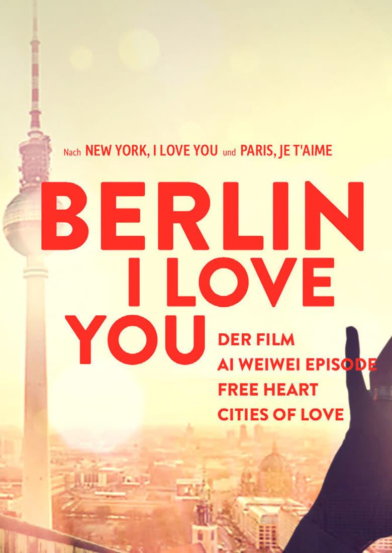 affiche du film Berlin, I Love You