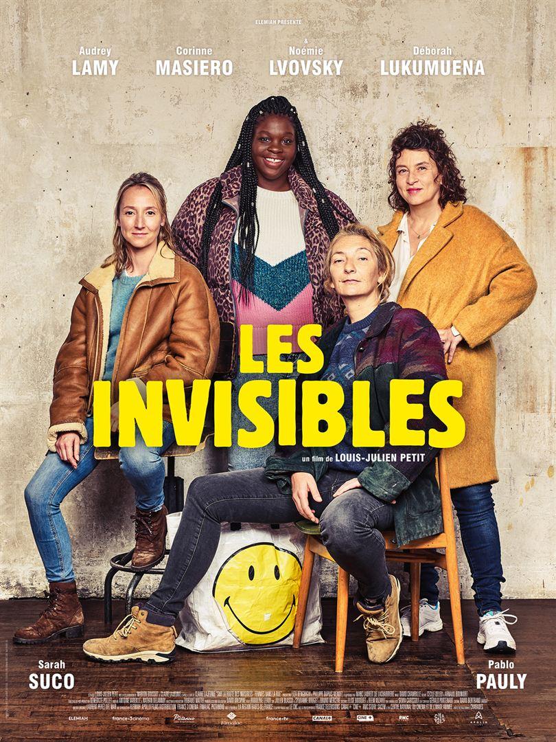 affiche du film Les Invisibles (2019)