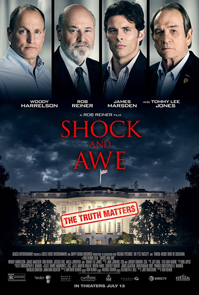 affiche du film Shock and Awe