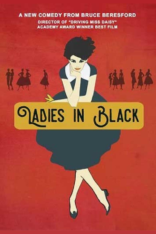 affiche du film Ladies in Black