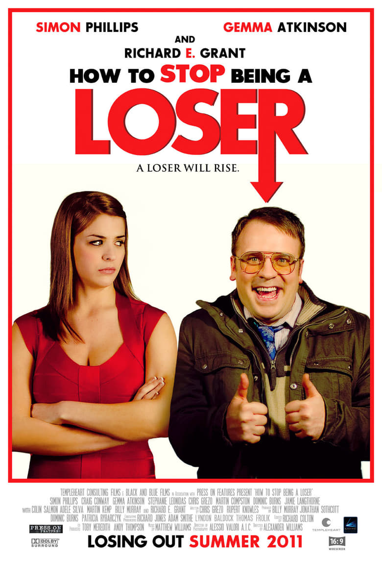 affiche du film How To Stop Being A Loser