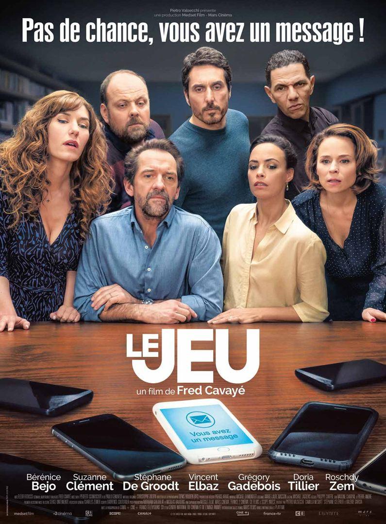 affiche du film Le Jeu