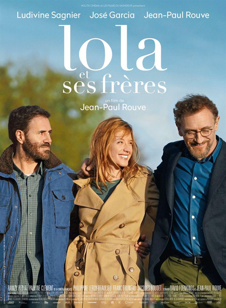 affiche du film Lola et ses frères