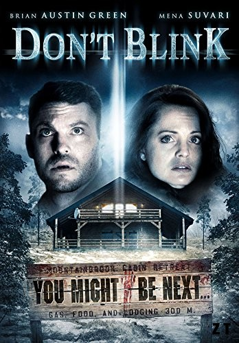 affiche du film Don't Blink
