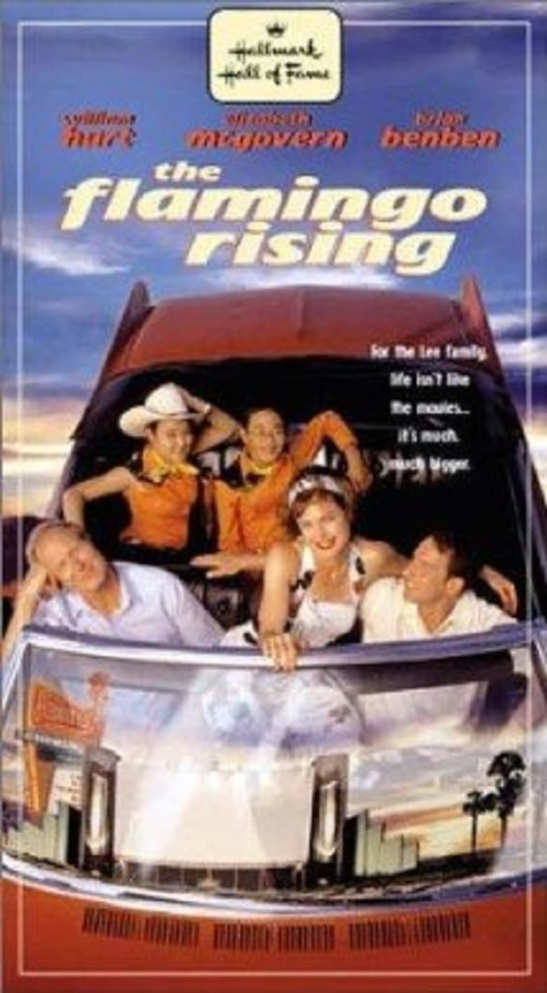 affiche du film The Flamingo Rising (TV)