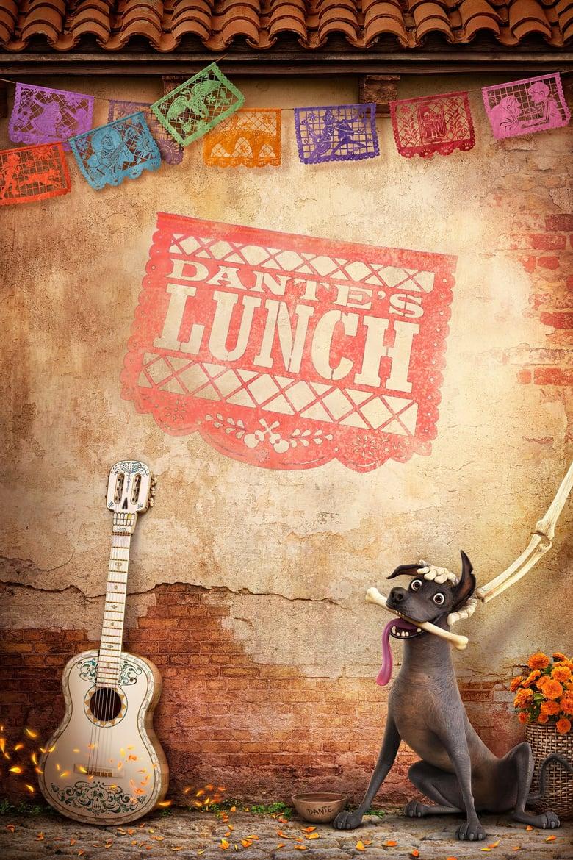 affiche du film Le lunch de Dante