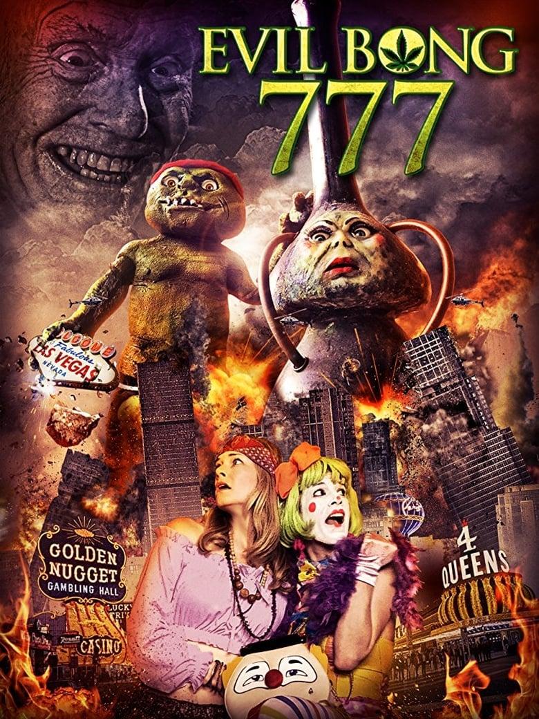 affiche du film Evil Bong 777