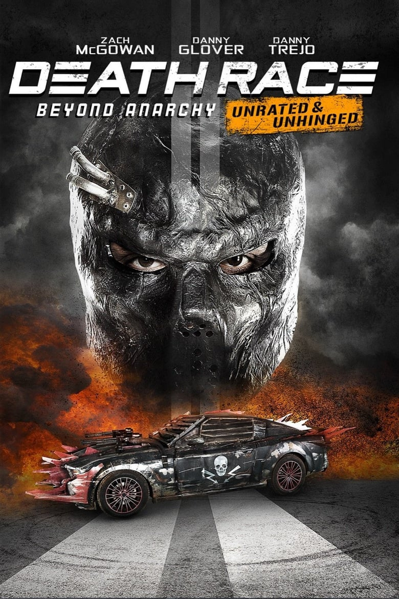 affiche du film Death Race 4: Anarchy
