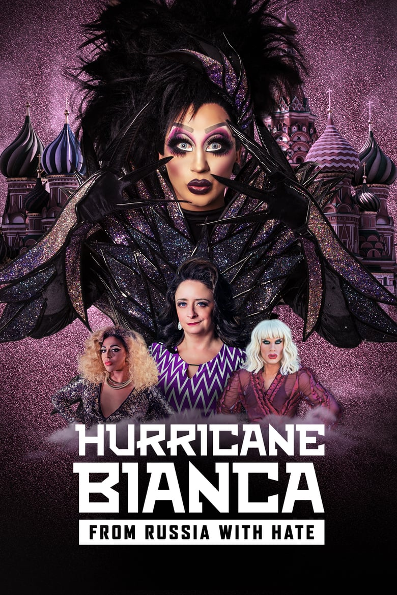 affiche du film Hurricane Bianca 2: From Russia with Hate