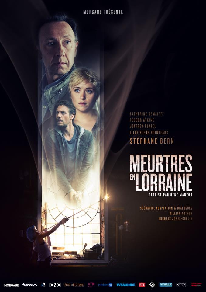 affiche du film Meurtres en Lorraine (TV)