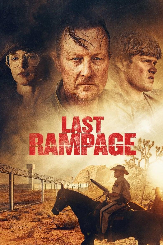 affiche du film Last Rampage: The Escape of Gary Tison