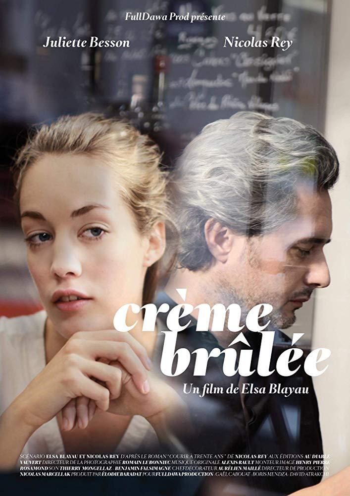 affiche du film Crème brûlée
