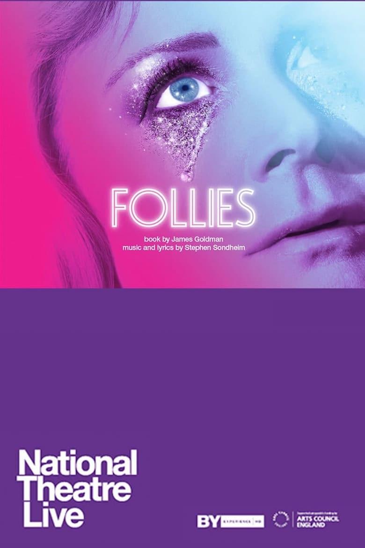 affiche du film National Theatre Live: Follies