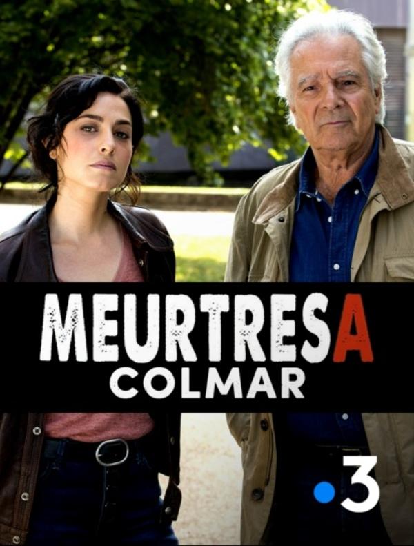 affiche du film Meurtres à Colmar (TV)