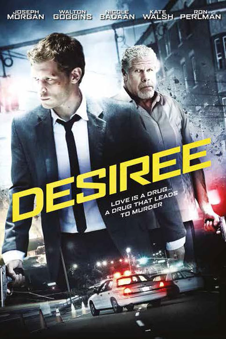 affiche du film Desiree
