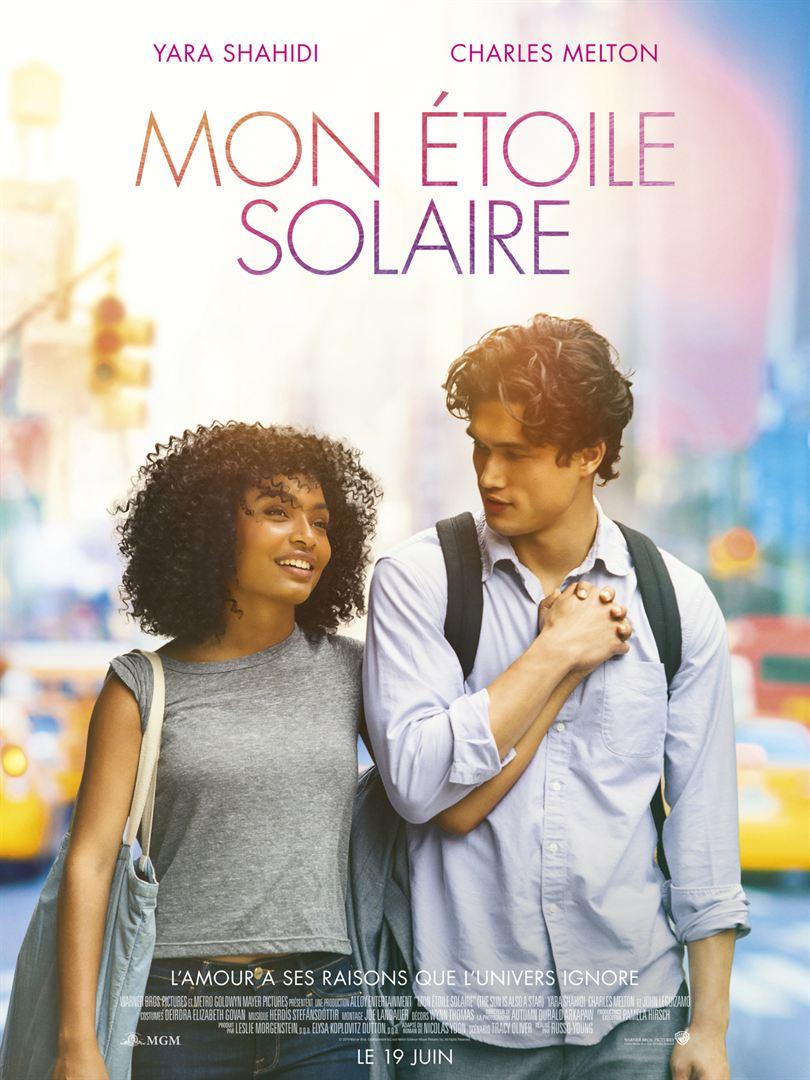 affiche du film Mon étoile solaire