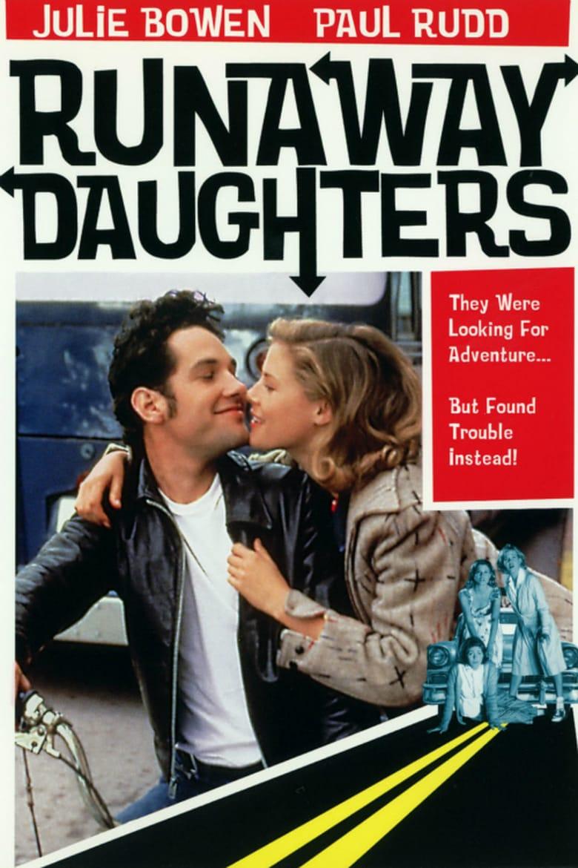 affiche du film Runaway Daughters