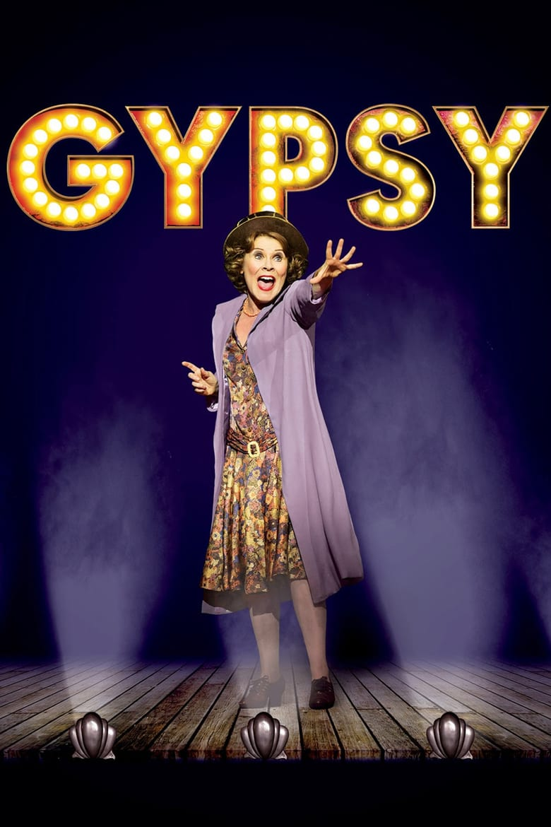 affiche du film Gypsy: Live from the Savoy Theatre (TV)