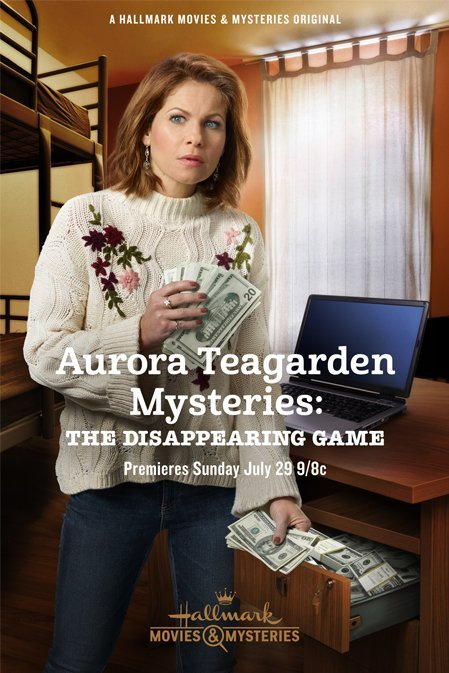affiche du film Aurora Teagarden : cache-cache mortel (TV)