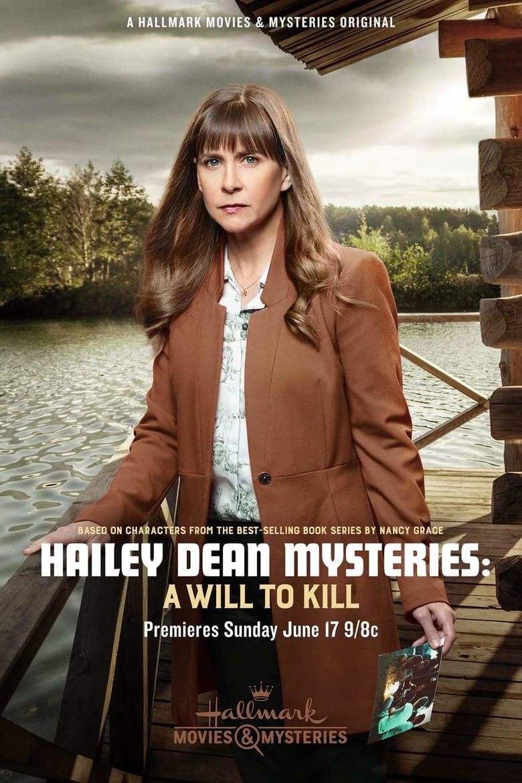 affiche du film Hailey Dean Mysteries: A Will to Kill (TV)