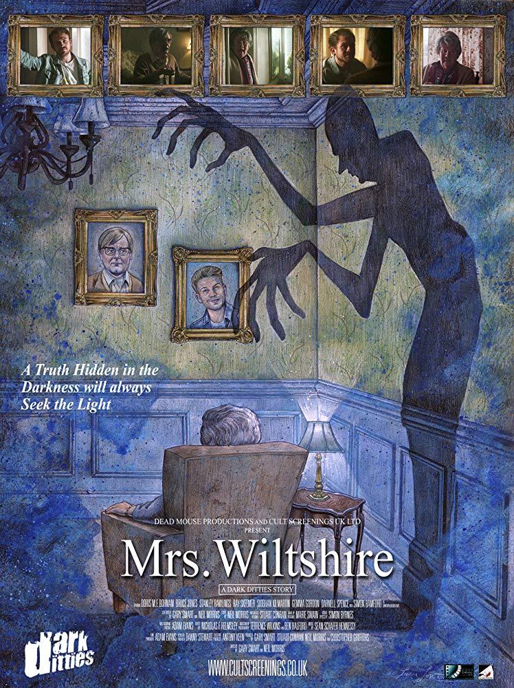 affiche du film Mrs Wiltshire