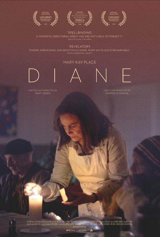 affiche du film Diane