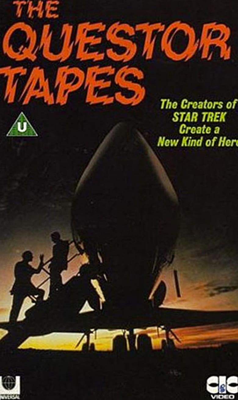 affiche du film The Questor Tapes