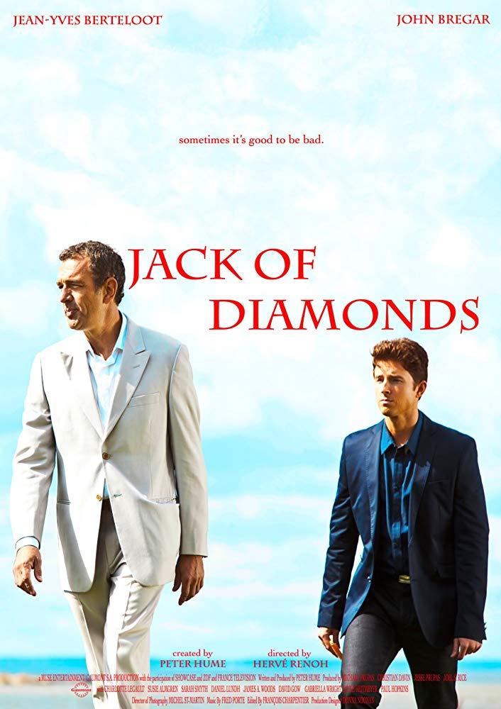 affiche du film Rouge diamant (TV)