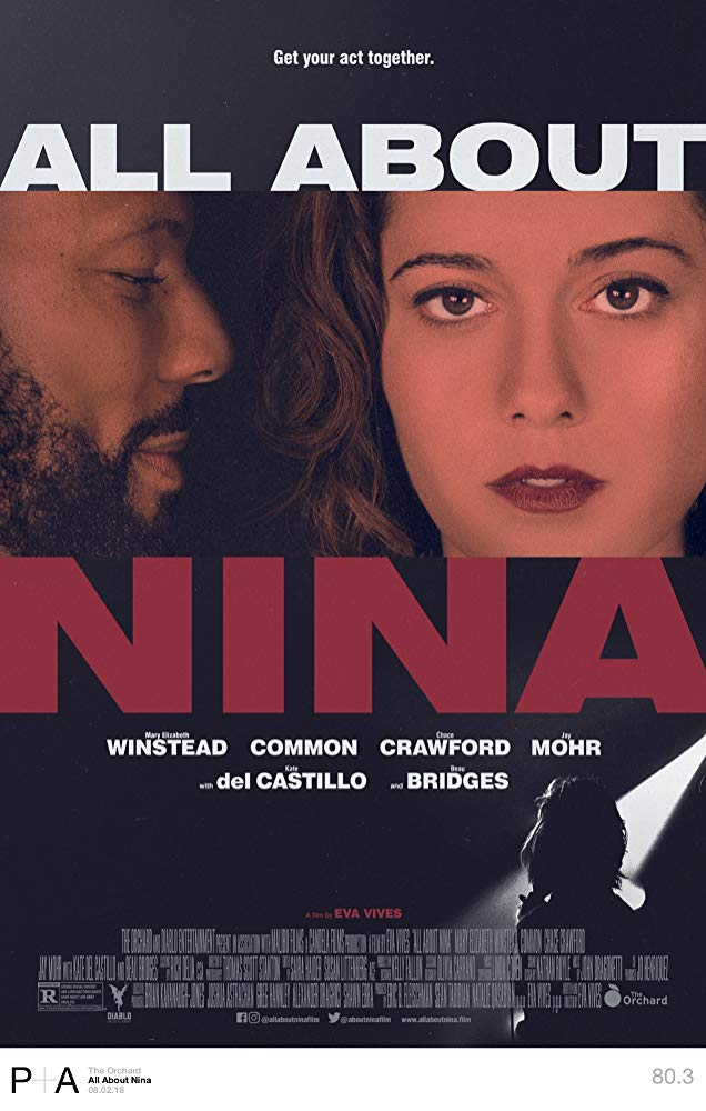 affiche du film All About Nina