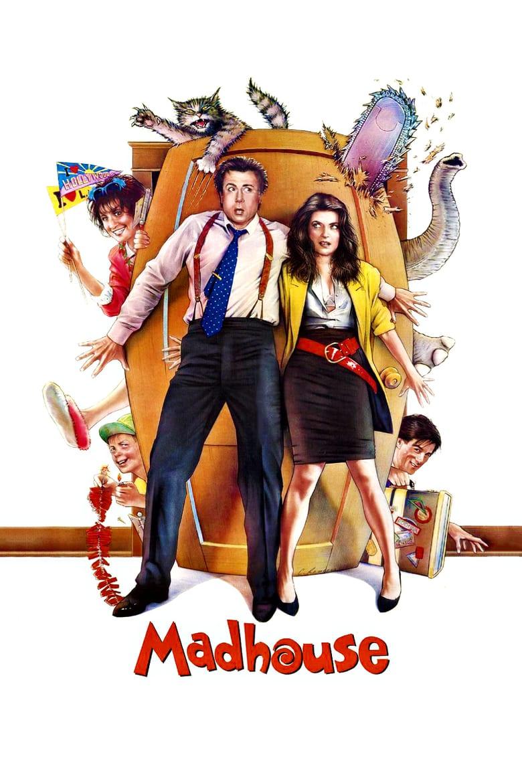 affiche du film MadHouse