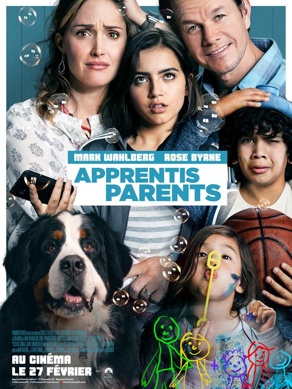 affiche du film Apprentis parents