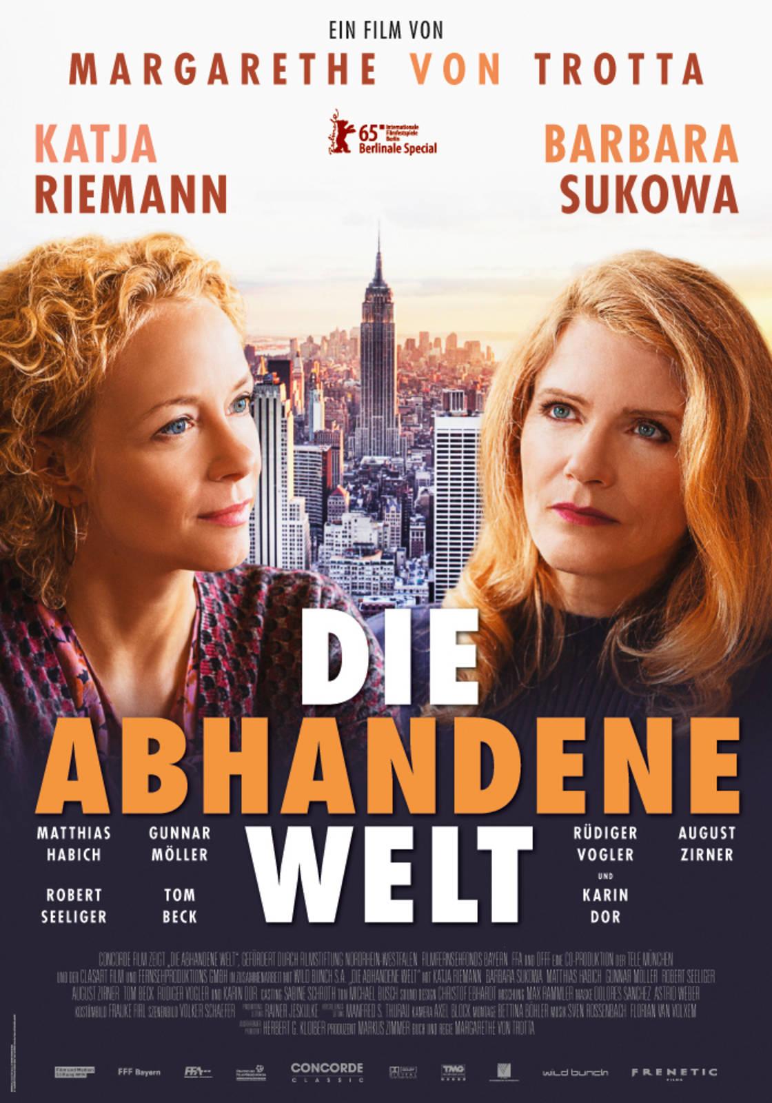 affiche du film Die abhandene Welt