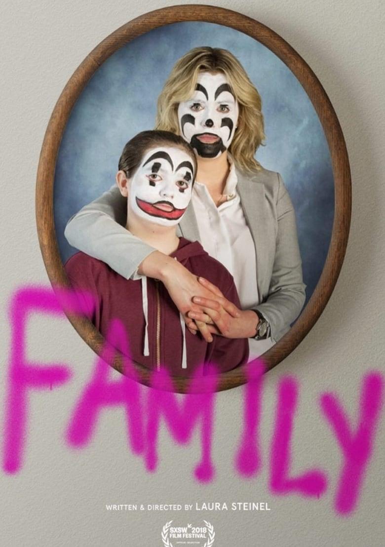 affiche du film Family
